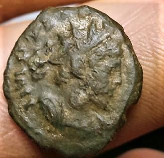 Antoniniano de Tétrico I. HILARITAS AVGG. Colonia P1130010