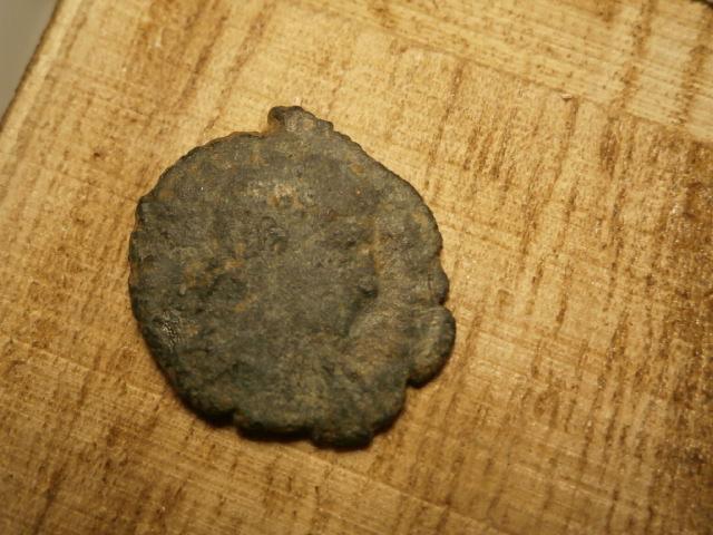 AE4 de Constante o Constancio II. SECVRITAS REIP. Roma Pa300011