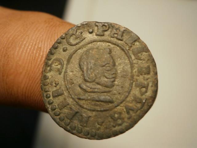 8mrs de Felipe IIII DE 1661 de B Pb070012