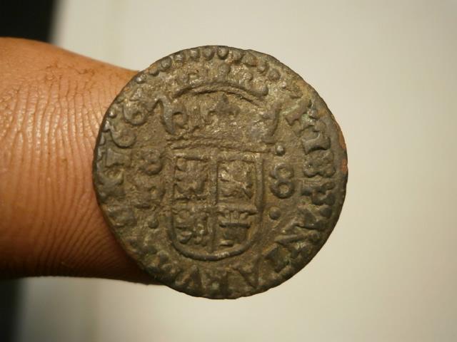 8mrs de Felipe IIII DE 1661 de B Pb070013