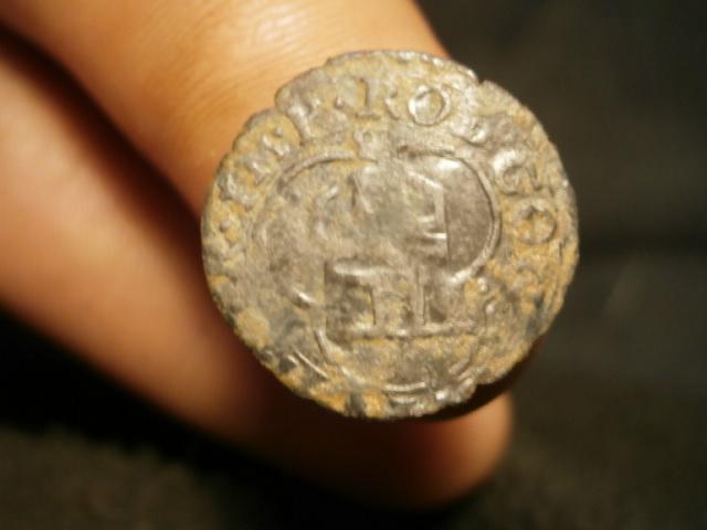 moneda de Malta para id. Pb160016