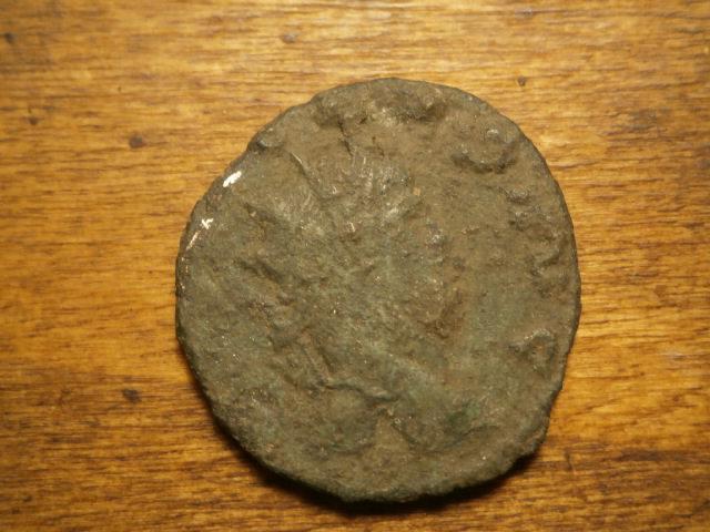 Antoniniano de Galieno. IOVI CONS AVG. Roma Pb300011