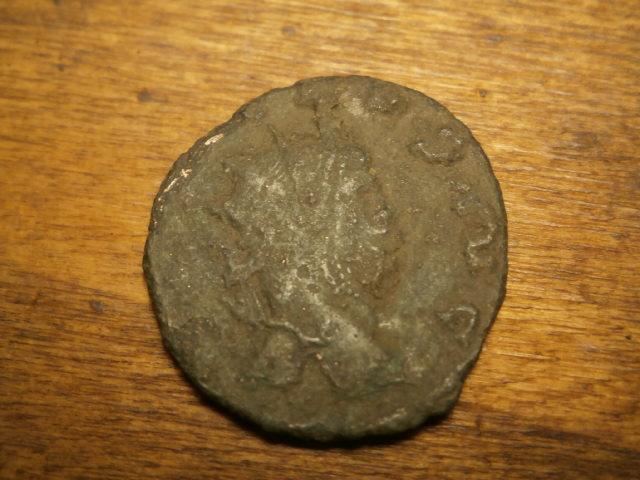 Antoniniano de Galieno. IOVI CONS AVG. Roma Pb300012