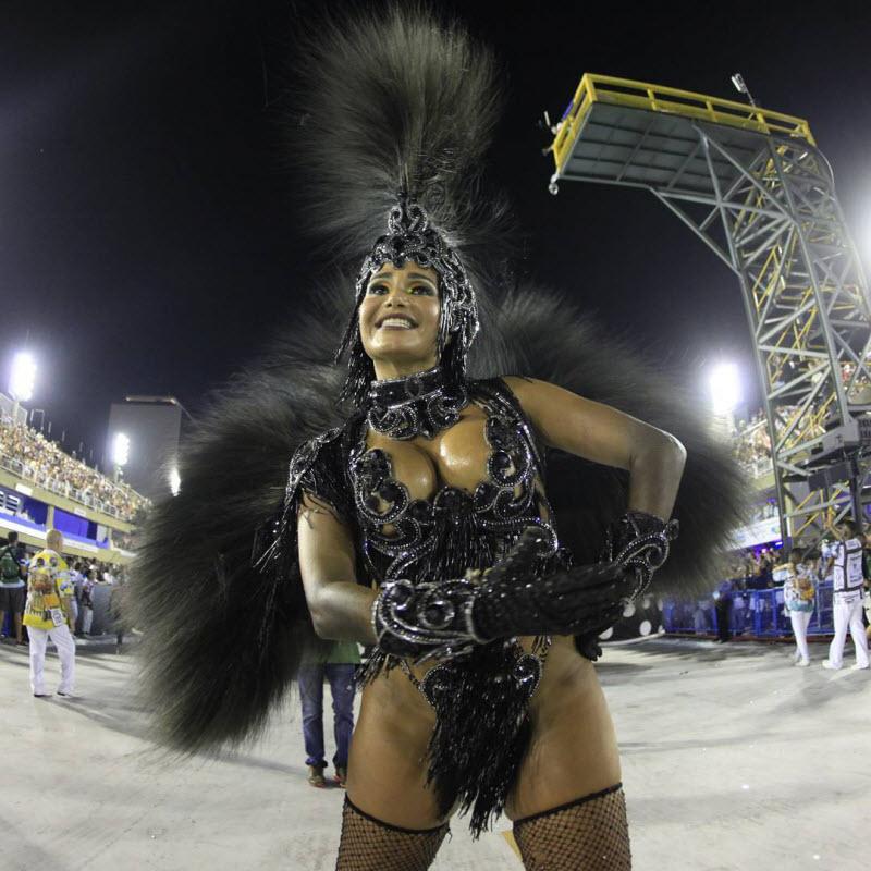 Počeo karneval u Riju de Žaneiru 0_1f7f10