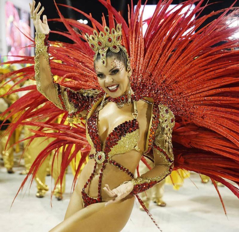 Počeo karneval u Riju de Žaneiru 0_1f7f11