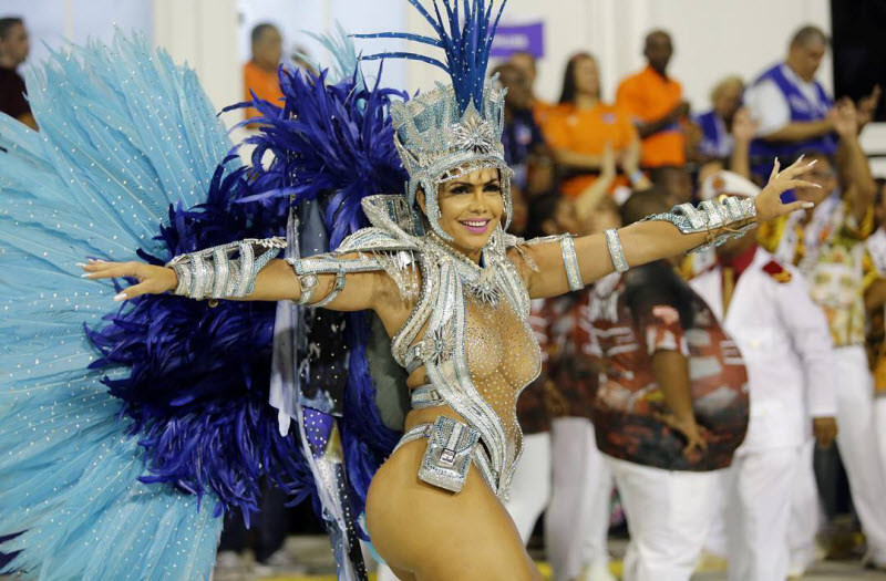 Počeo karneval u Riju de Žaneiru 0_1f7f17