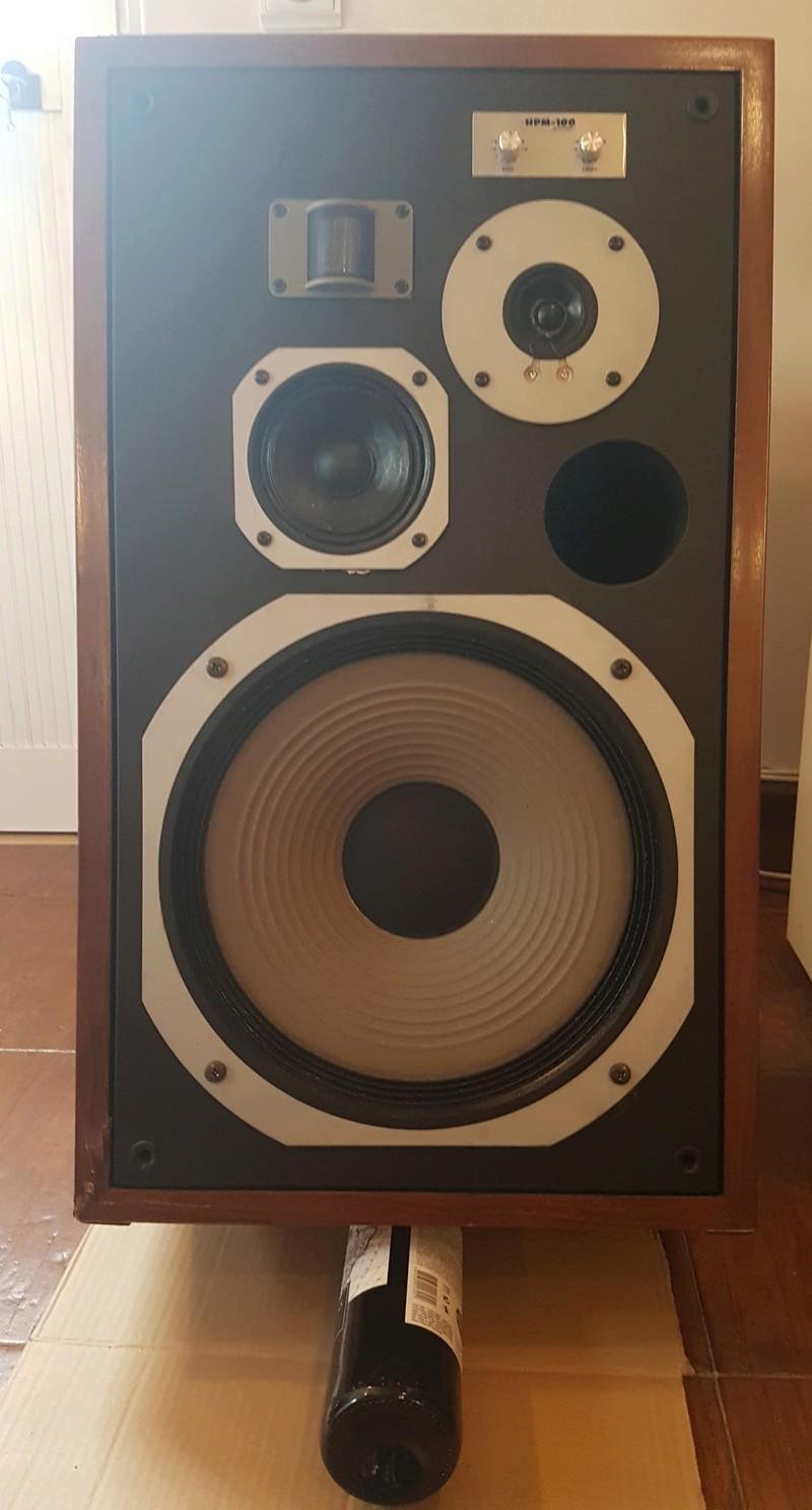 Pioneer hpm 100 20180410