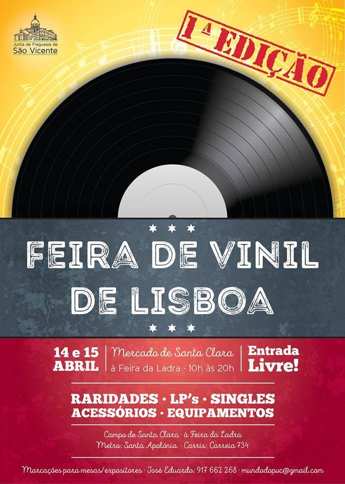 Feira de vinil Lisboa 30595310
