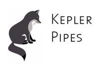 Kepler pipes. Nuevos trabajos y página web Logode10
