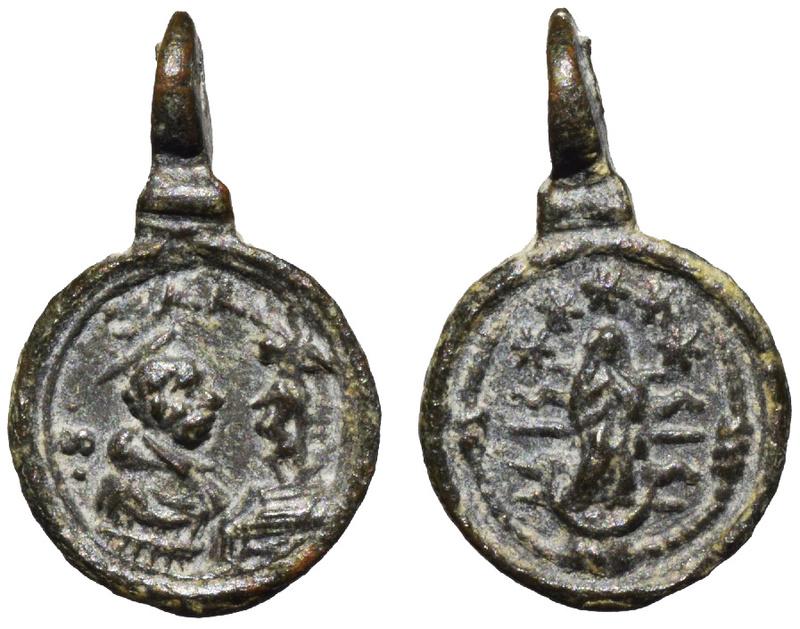 San Carlos Borromeo / Inmaculada (R.M. SXVII -C86) C-065012