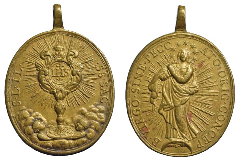 Santísimo Sacramento / Inmaculada Concepción (R.M. SXVIII-O447) O-346110