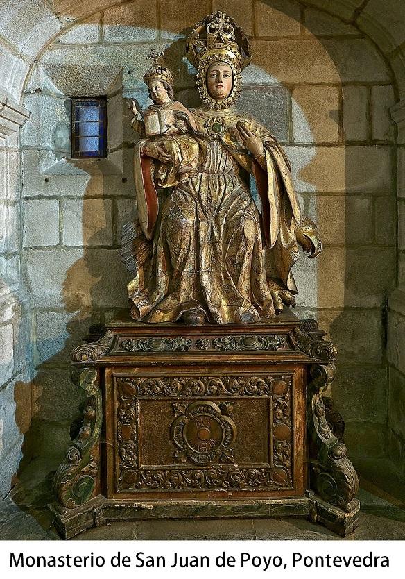 Virgen de Valvanera  /  San Benito de Nursia (R.M. SXVIII-O456) (AM) Virgen10
