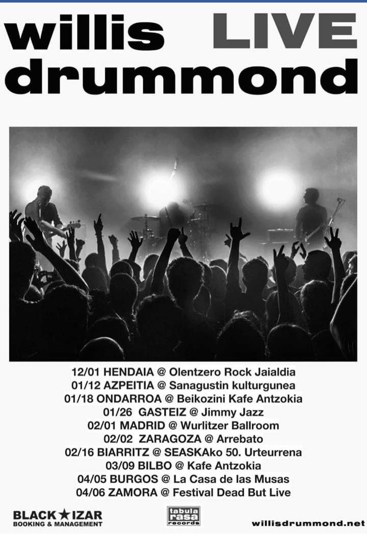 Agenda de giras, conciertos y festivales - Página 6 Scree119