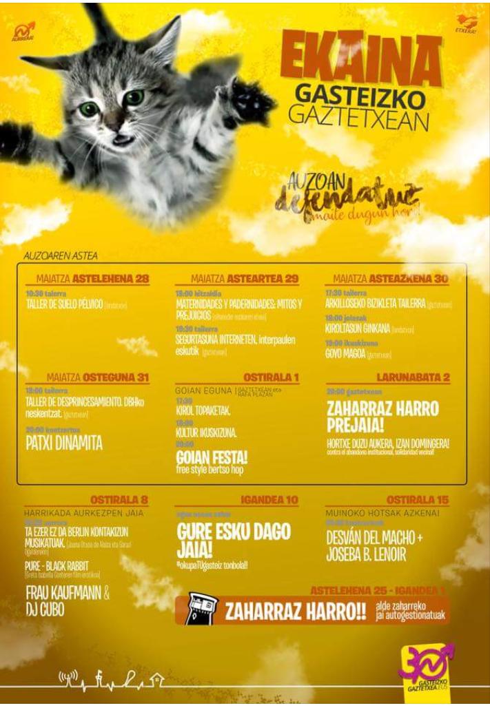 Kontzertuak Gasteizen eta Araban. Conciertos en Vitoria y Alava - Página 3 Screen29