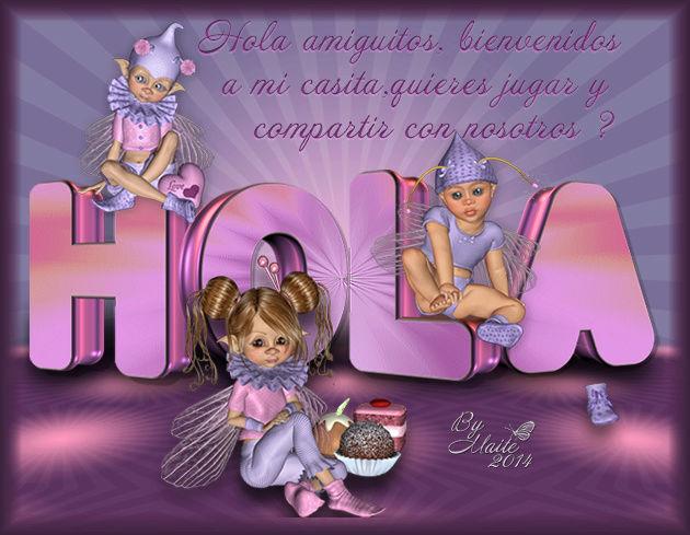 18- TARJETAS HOLA y SALUDOS - Página 21 20610