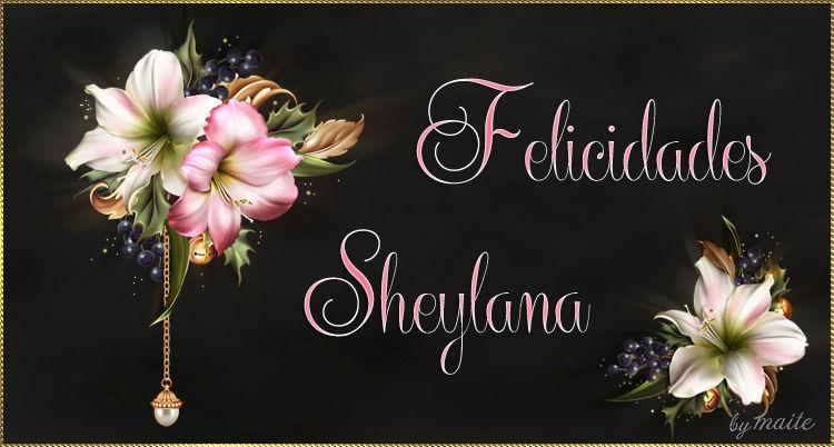 FELIZ CUMPLEAÑOS SHEYLANA /20/ DE ABRIL/ DE/2018 Sheyla11
