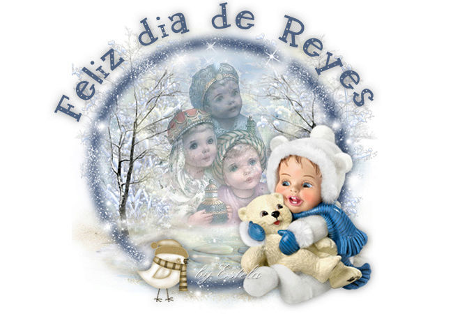 17 -TARJETAS DIA DE REYES (6 ENERO) Fdreye10