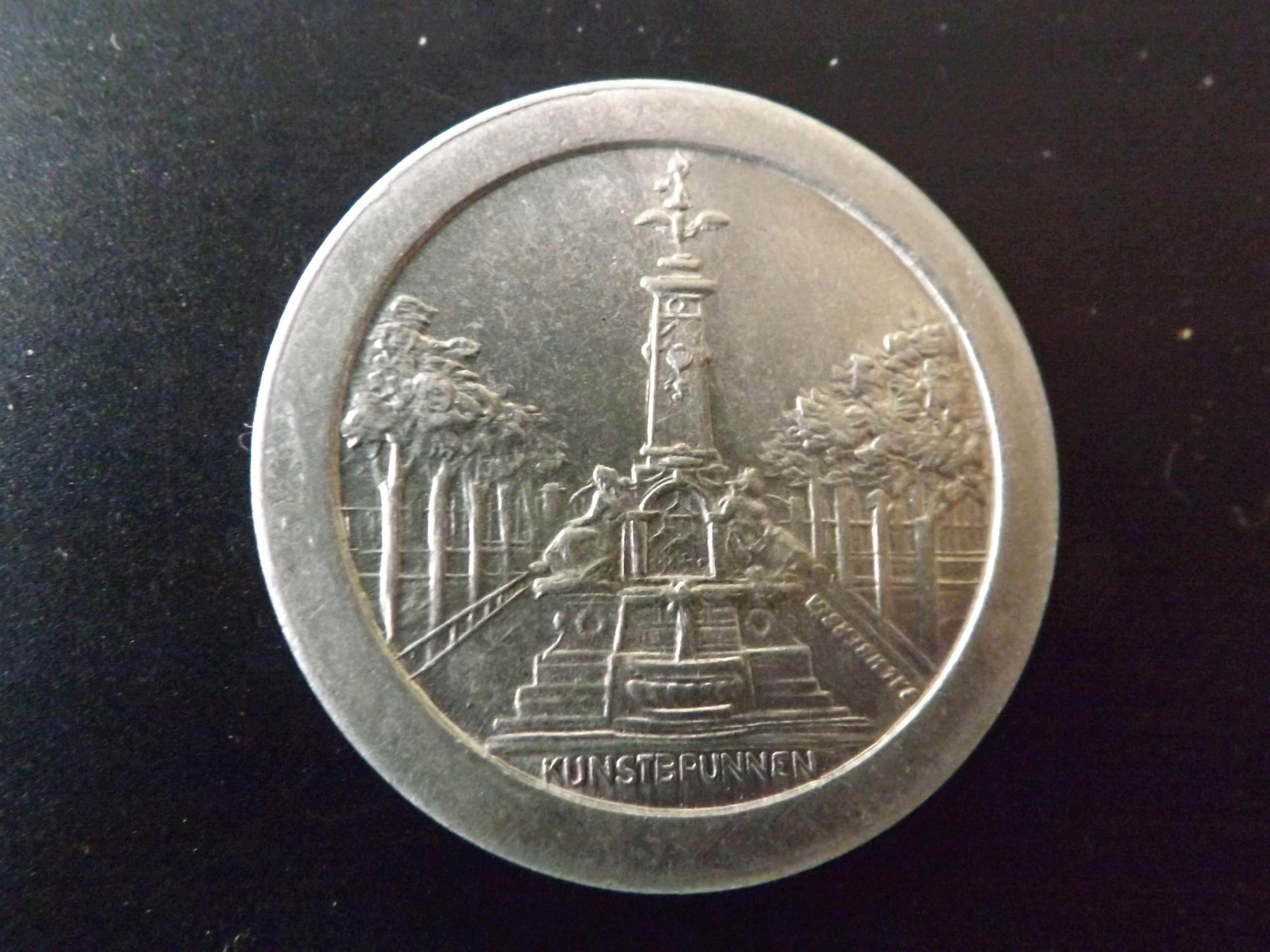 "Notgeld de 150 Pfennig de 1.921. Ferrocarril "" Ludwig Eisenbahn ""  Dscf3219"