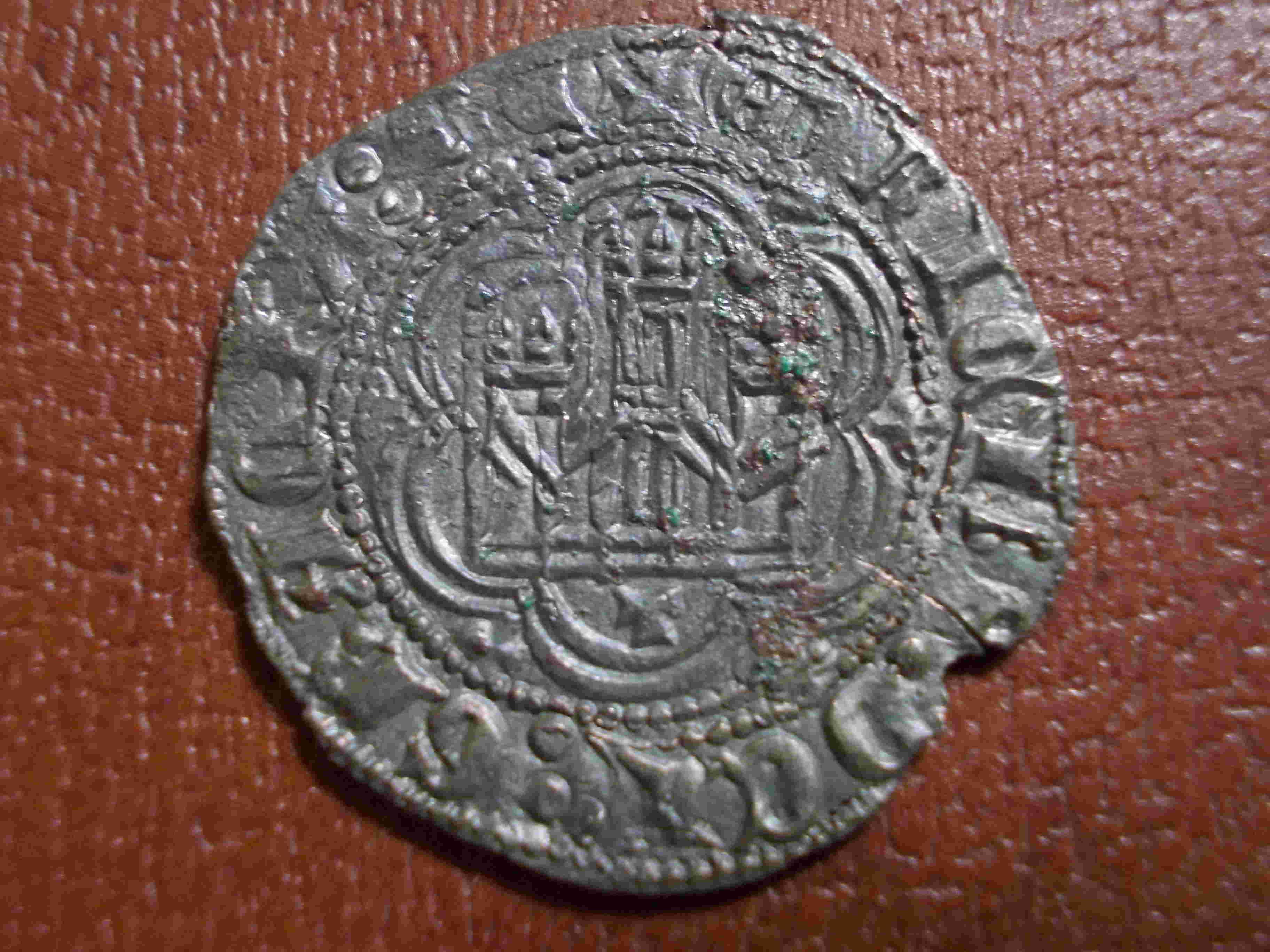 Blanca de Enrique III de Castilla 1390-1406  Toledo Dscn1814
