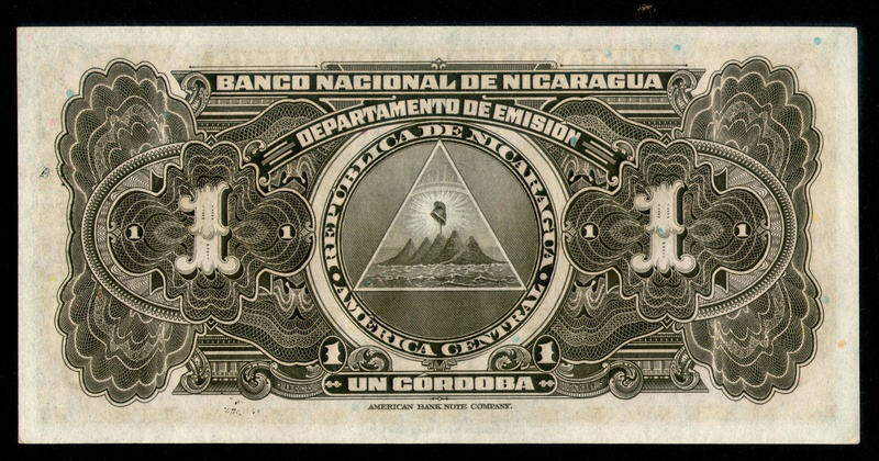 1 Córdoba de 1.941, Nicaragua Mujere11