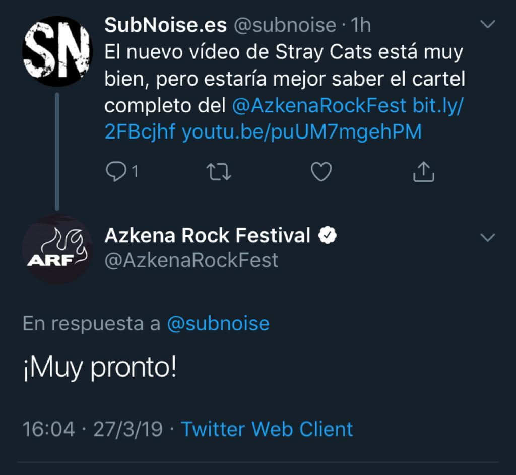 Azkena Rock Festival 2019. The Cult, Melvins, Neko Case y Mtt.Joy cierran el cartel - Página 2 Whatsa10