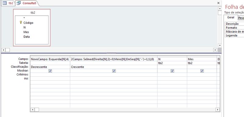[Resolvido]Ordenação (Classificação) de dados Personalizada Sem_ty28