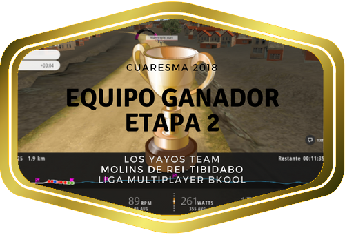 10ª Etapa Liga Mutiplayer (06/02/2015): Red Bike Race 2014 Equipo11