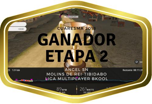 NUEVAS INSIGNIAS / TROFEOS Etapa210