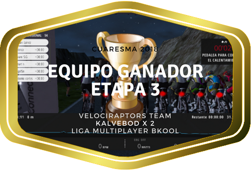 Liga Multiplayer verano 2017 ó Sept.? Etapa311