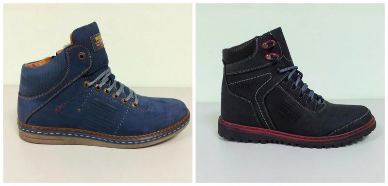 Мужская обувь от производителя из натуральной кожи 134
