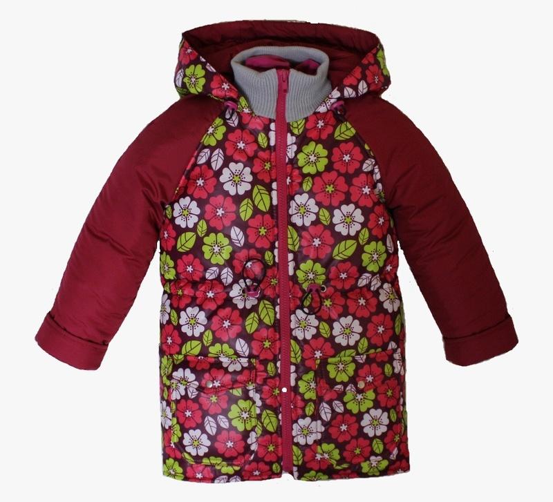 Верхняя одежда для детей и подростков от Алекса 140
