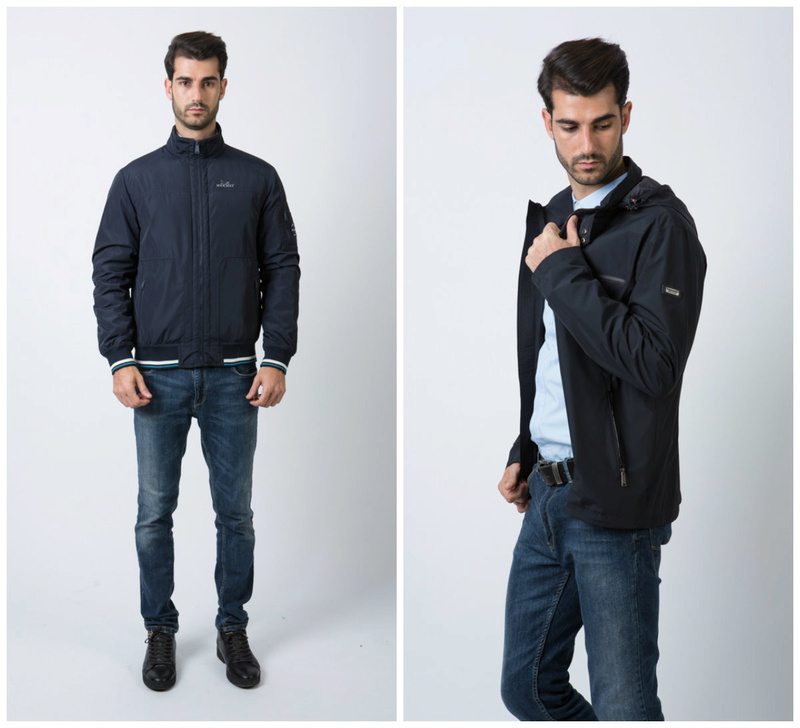 Весенняя коллекция мужских курток  168
