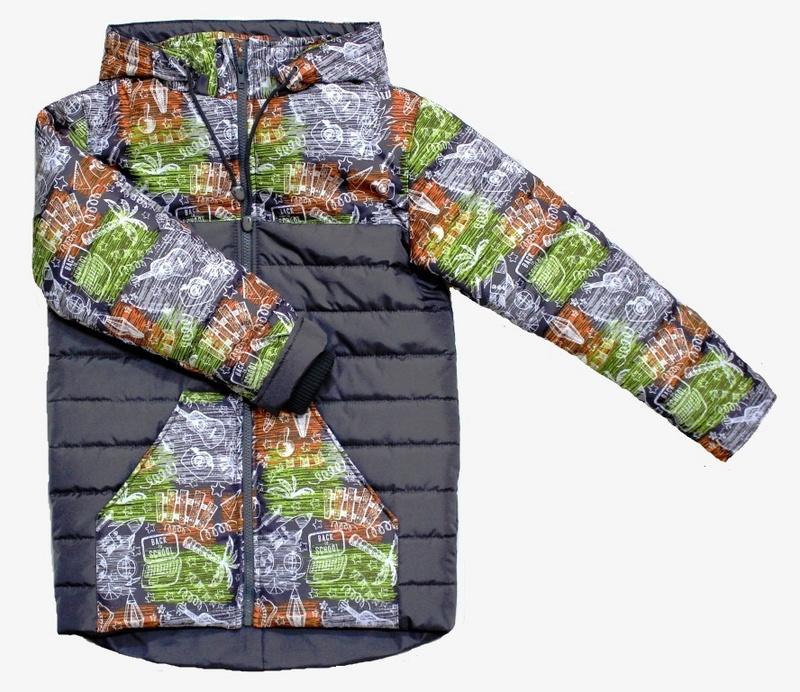 Верхняя одежда для детей и подростков от Алекса 238