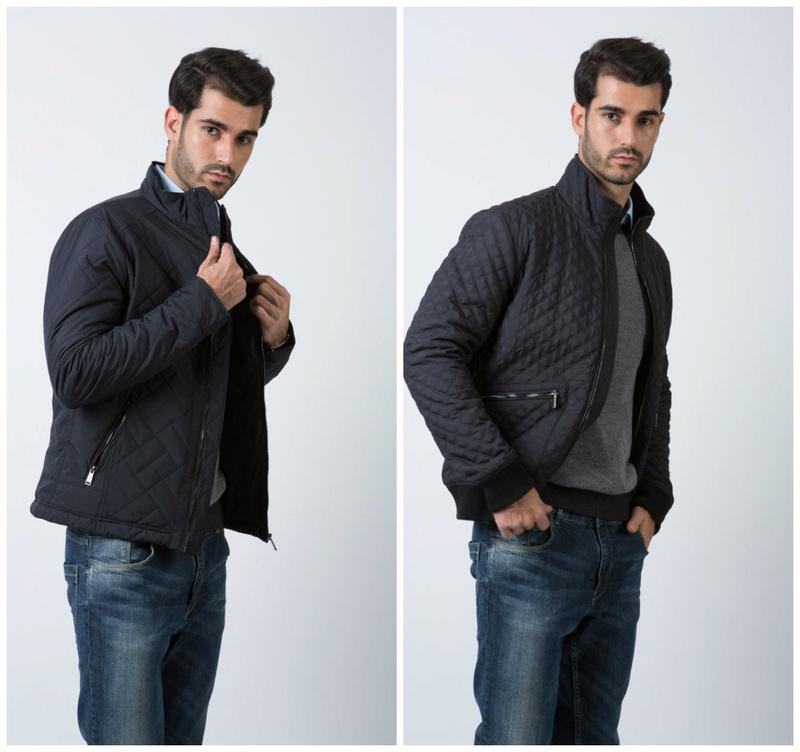 Весенняя коллекция мужских курток  264