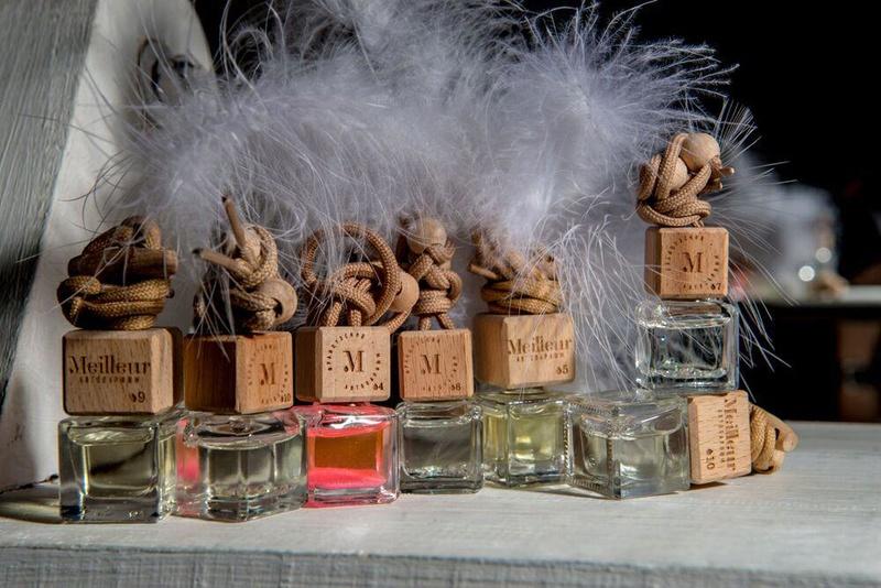 Премиальный франц. парфюм для Вашего автомобиля 356