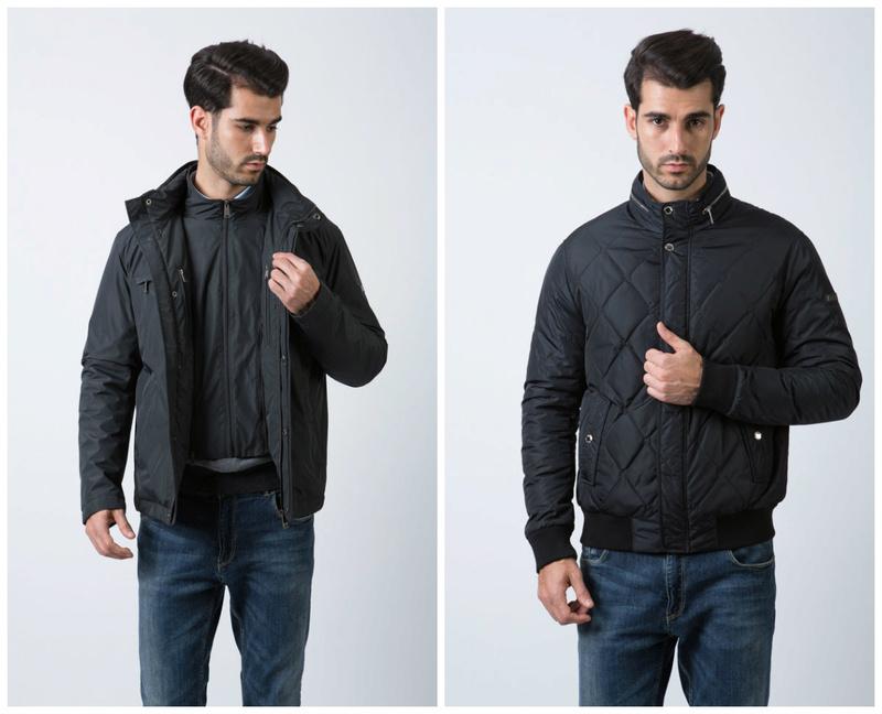 Весенняя коллекция мужских курток  366