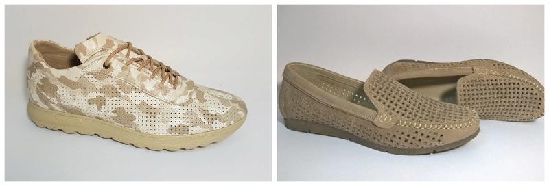 Мужская обувь от производителя из натуральной кожи 425
