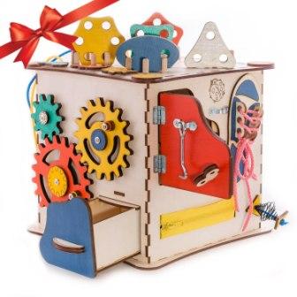 Развивающая игрушка Бизиборд -20% скидка 429