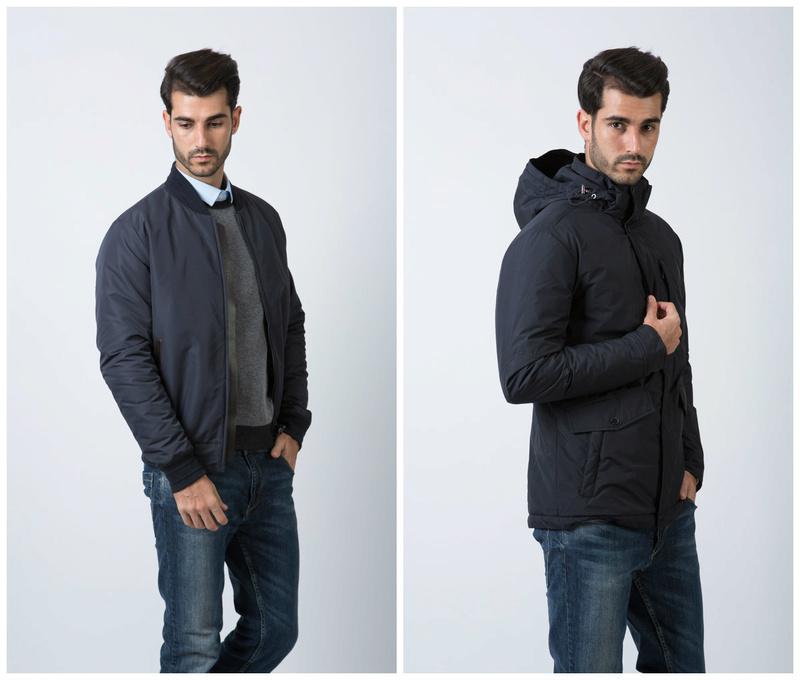 Весенняя коллекция мужских курток  454
