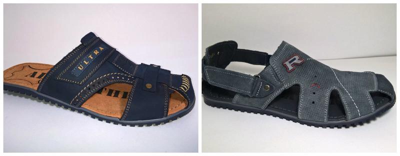 Мужская обувь от производителя из натуральной кожи 521