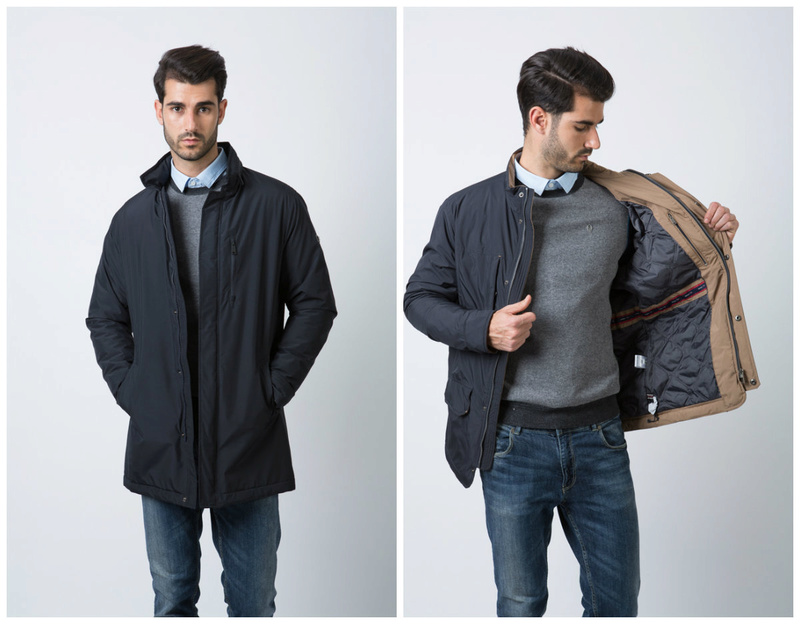 Весенняя коллекция мужских курток  546
