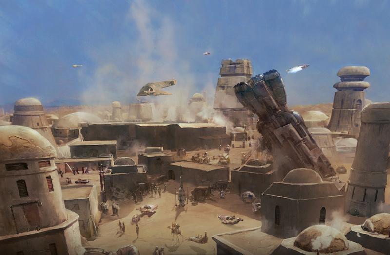 [Roleo de Kalsunor] Un encargo en Tatooine. 10a10