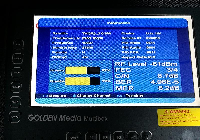 Convertizor Multi Banda Satelit (sau Stacker/Destacker) 1cu10