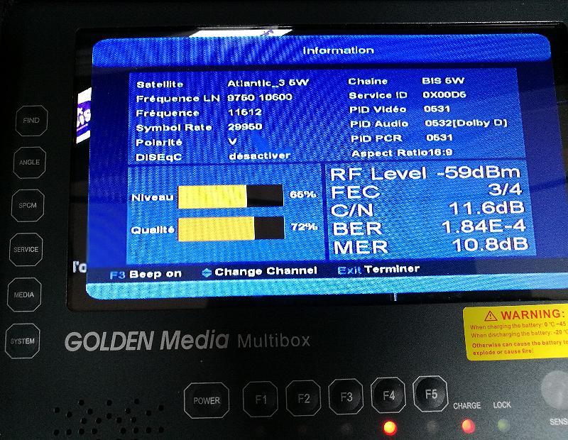 Convertizor Multi Banda Satelit (sau Stacker/Destacker) 5cu10