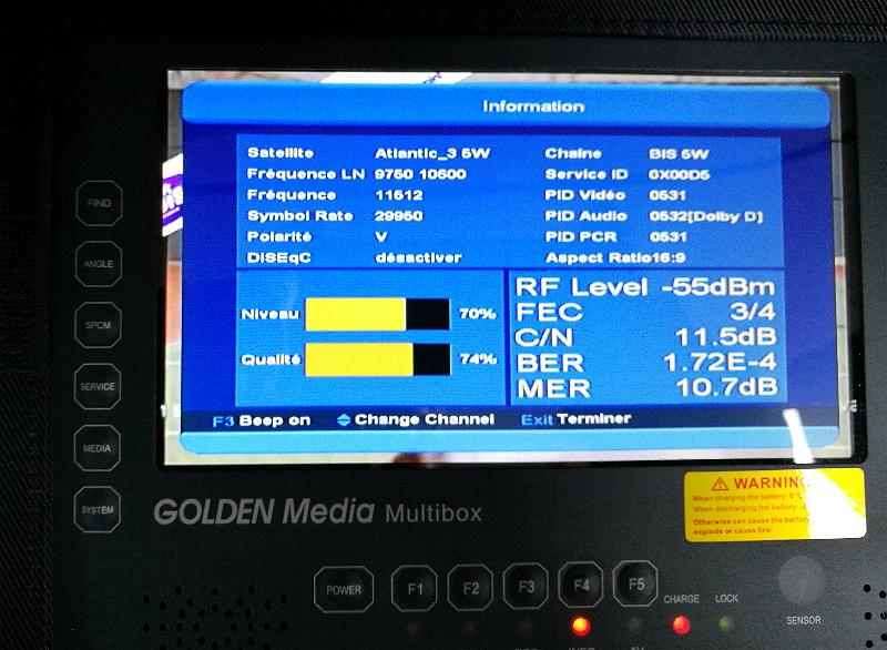 Convertizor Multi Banda Satelit (sau Stacker/Destacker) 5fara10