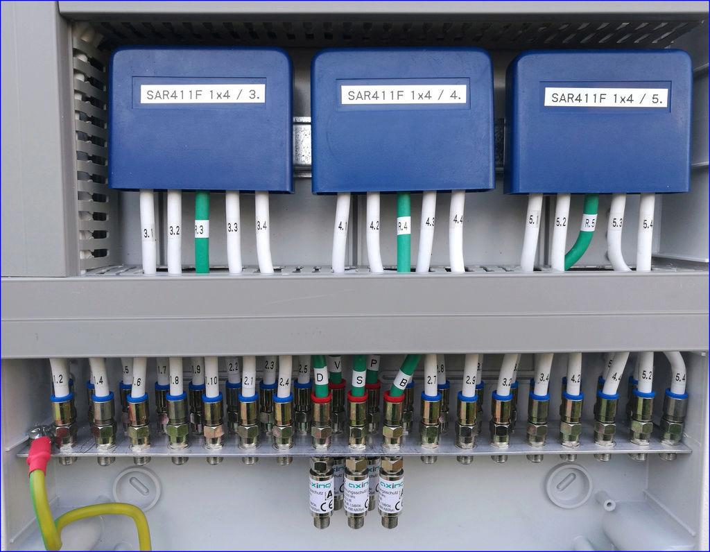 ANTENE SATELIT OFFSET T310