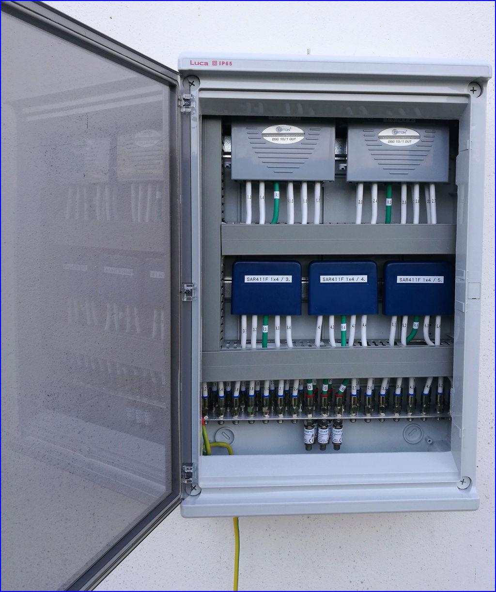 ANTENE SATELIT OFFSET T410