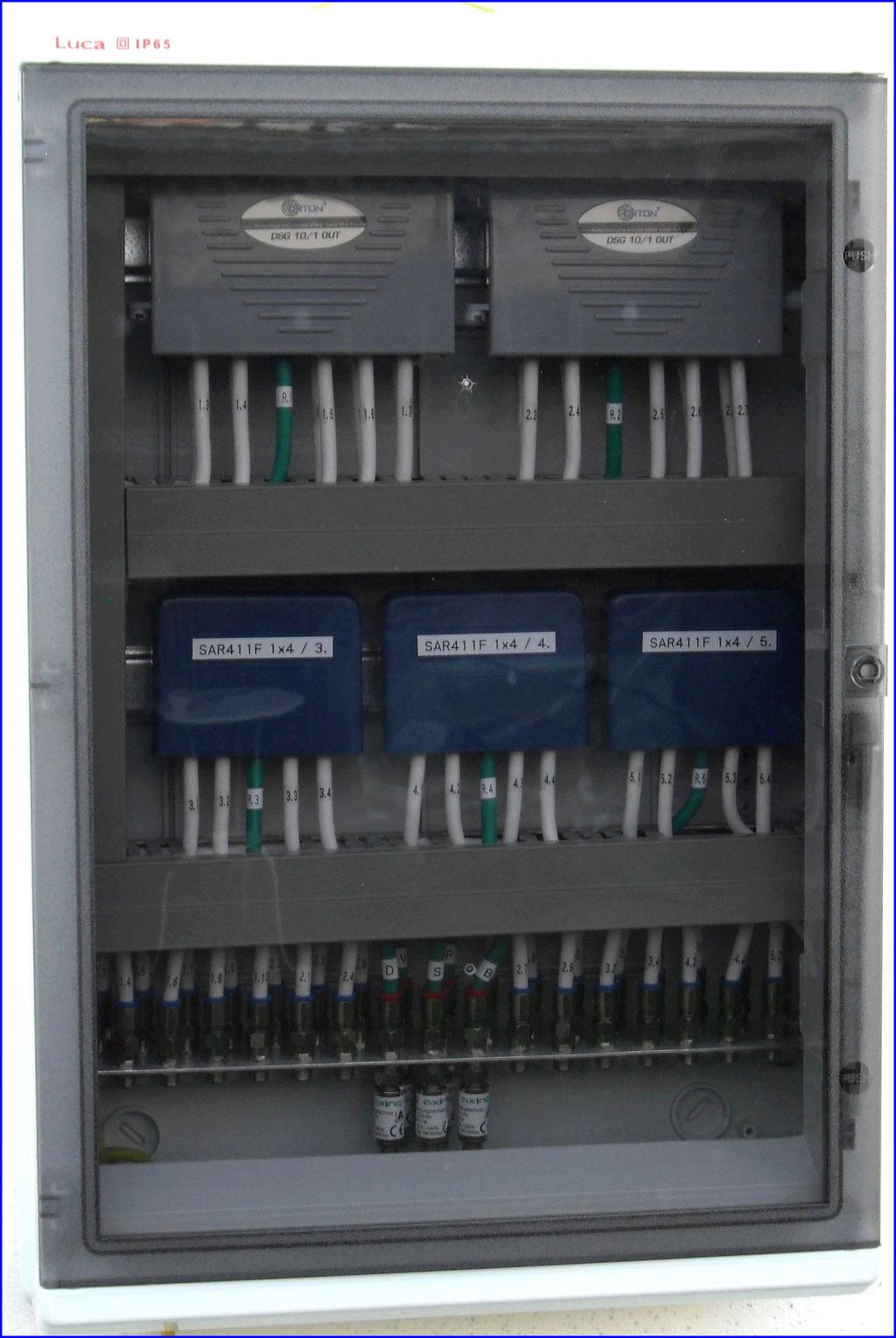 ANTENE SATELIT OFFSET T610