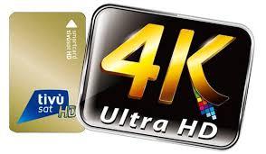 Programe in 4K la RAI Ts10