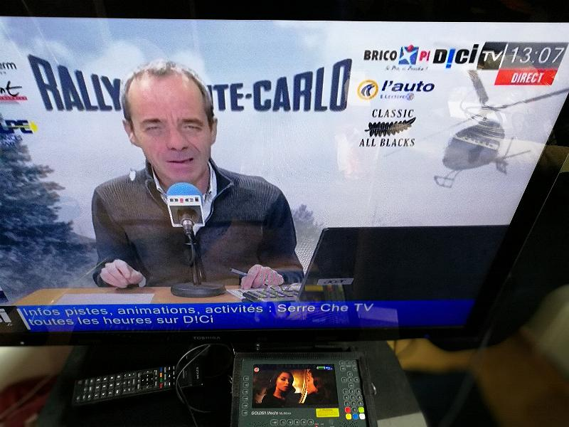 Convertizor Multi Banda Satelit (sau Stacker/Destacker) Tv10